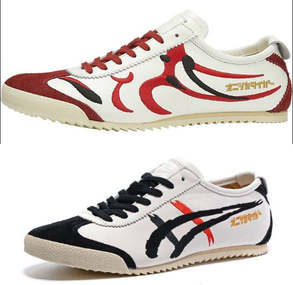 online retailer 1d5a7 c8895 Onitsuka Tiger Kabuki Designed Mexico 66 Deluxe Shoes ...