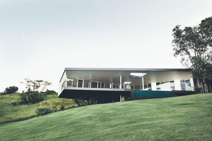 Stealth House, par Teeland Architects