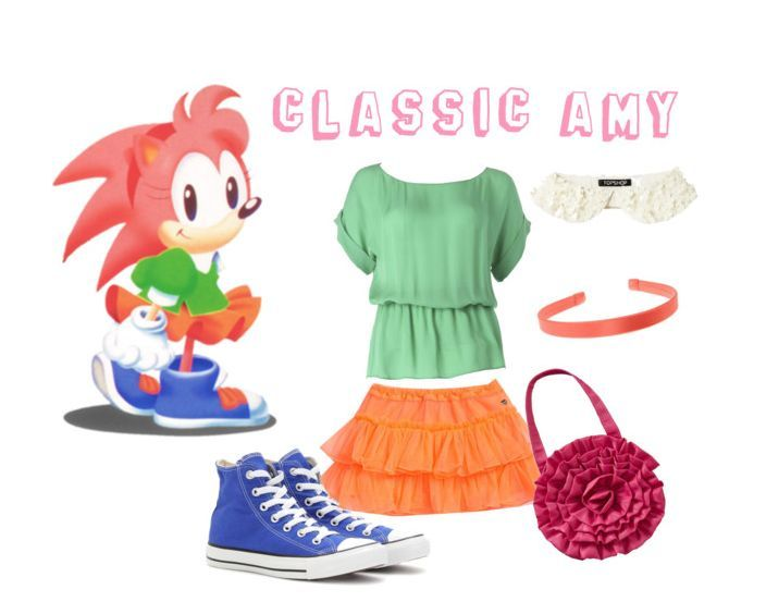 Classic Amy Rose