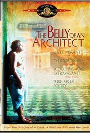The Belly of an Architect Poster
