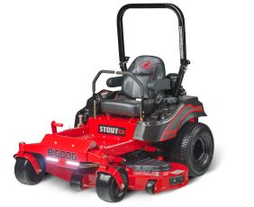BigDog® Stout MP entry commercial ZTR zero turn mower offers smoothest steering and commercial grade decks backed by 1,000 hours limited warranty.