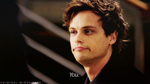"Because when he says, ""you,"" you totally pretend he's talking to YOU. 