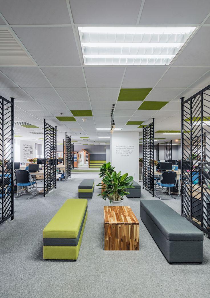 Amazing!!   #seatingarea #design #moderndesign http://www.ironageoffice.com/
