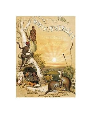 """""""South Australia, Illustrated Title Page"""" by Thomas McLean"""