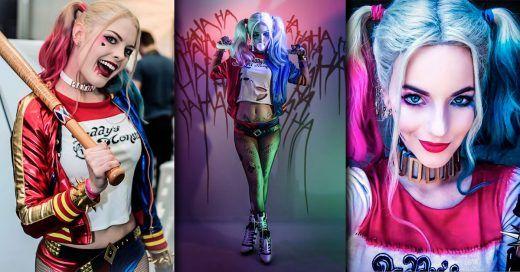 9 #Instagram de chicas #cosplay de #HarleyQuinn rozando la perfección - http://www.infouno.cl/9-instagram-de-chicas-cosplay-de-harleyquinn-rozando-la-perfeccion/