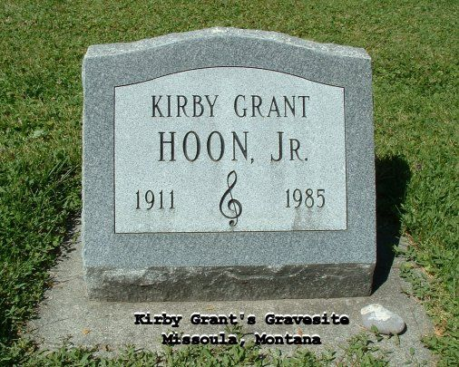 "Kirby Grant (1911 - 1985) Starred in the TV series ""Sky King"": Grant 1911, Tv Series, Kirby Grant, Unique Grave, Grave Stones"