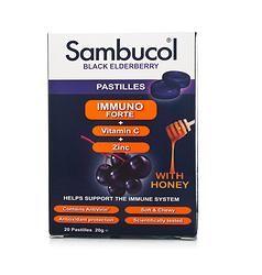 Sambucol Immuno Forte Pastilles