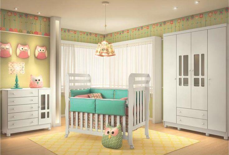 Berço Mini cama 2 em 1 Bella: padrão americano com ótimo preço