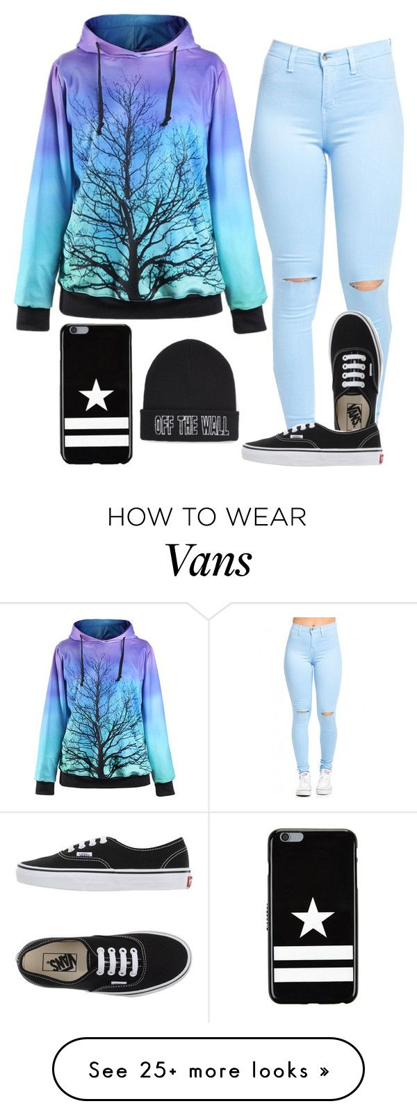 """""""#SLEEPTIME"""" by kitty-ma on Polyvore featuring Vans and Givenchy"""