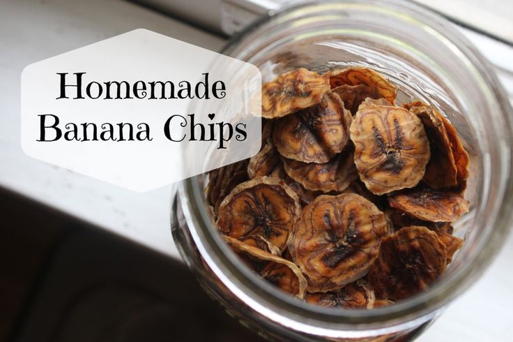 Hello everyone. I just want to say that I LOVE BANANA CHIPS! Oh my Lordy. I had no idea they could taste like little pieces of candy. NO IDEA. I tried banana chips from the store when I was a kid, but I thought they tasted waxy, icky, not good. I flat out didn't like …