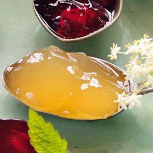 Holunderblütengelee