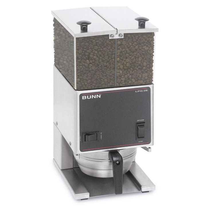 Qualified Bunn Coffee Grinder for Excellent Taste of Coffee : Best Performance of Bunn Coffee Grinder