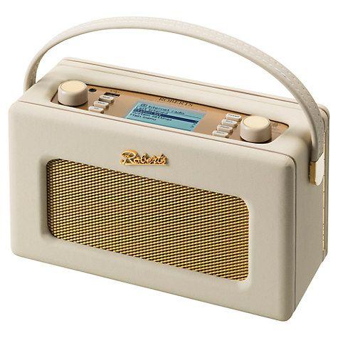 Buy ROBERTS Revival iStream 2 Smart Radio With DAB+/FM Internet Radio Online at johnlewis.com