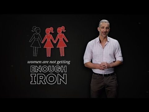 Beef, the best natural source of iron - YouTube
