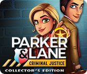 Parker & Lane Criminal Justice Collector's Edition - http://www.allgamesfree.com/parker-lane-criminal-justice-collectors-edition/  -------------------------------------------------  Help rookie detective Parker solve murder cases and bring criminals to justice!In Parker & Lane: Criminal Justice Collector's Edition, the clever detective Lily Parker and smug defense attorney Victor Lane team up to solve a streak of murders plaguing the city. Jump into the detective role in