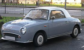 Nissan Figaro -- sadly not available in the U.S.