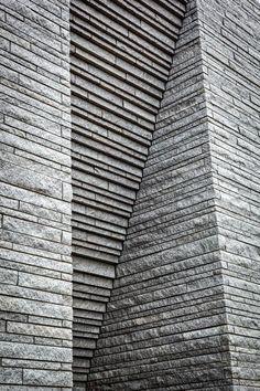 stone wall architecture - Google Search