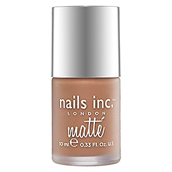 #SephoraColorWash   What it is:Catwalk-inspired nail colors with a super-chic matte finish.What it does:Create a uniquely stunning matte finish in the hottest colors of the season. This polish paints on glossy, but dries to a lovely matte finish in 30 seconds for the pe