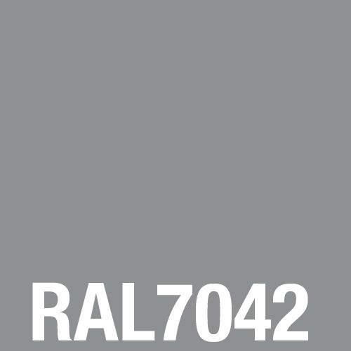 RAL 7042 - GREY