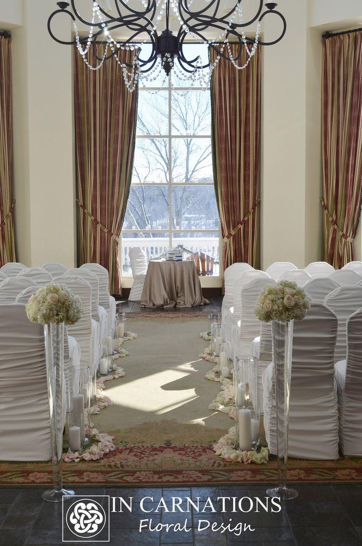 #weddingceremony #weddingflowers #incarnationsdesign