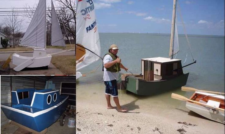 1000+ images about DIY boats on Pinterest | Duck boat ...
