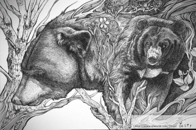 2012 SOKi 공모전 출품작07-Thibetanus 반달가슴곰
