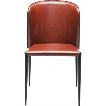Vous allez apprécier le caractère de cette #chaise Verve et son look #vintage !  Chaise Verve Kare Design