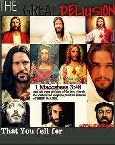 """The """"lie"""" they created for you to initiate white supremacy. This is Cesar Borgia NOT Jesus. Now you know."""