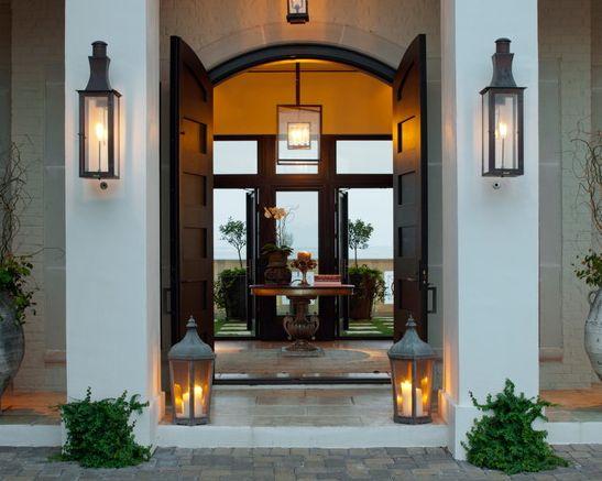 176 Best Outdoor Lighting Images On Pinterest Exterior