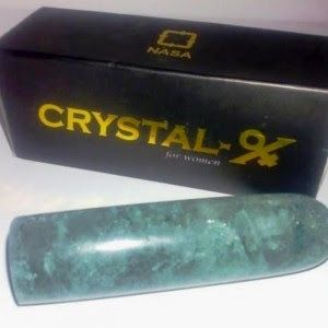 Crystal X Herbal Kewanitaan Alami