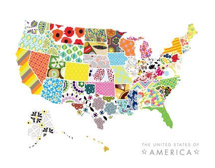 Mejores Imágenes De Cool Maps En Pinterest Estados Viajes - Cool map of us