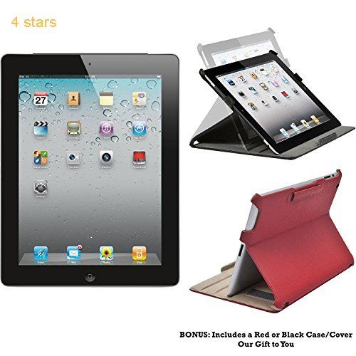 Apple iPad 2 16GB with Wi-Fi  Black (MC769LL/A)(Certified Refurbished)