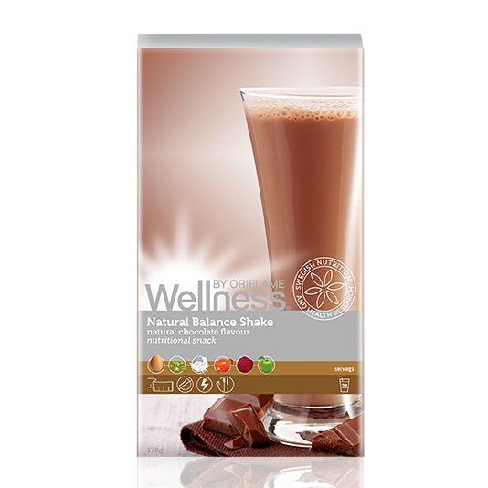 Czekoladowy koktajl Natural Balance                     Odżywcza przekąska bogata w białko, błonnik i kwasy tłuszczowe Omega 3 i 6. Ma niski indeks glikemiczny. Naturalne składniki dostarczają optymalnego odżywienia i niwelują ochotę na słodkie. Opatentowana formuła. Smak czekoladowy.                  http://pl.oriflame.com/business-opportunity/become-consultant?potentialSponsor=826453