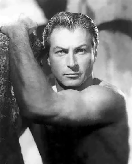 Lex  Barker as Tarzan, 1950