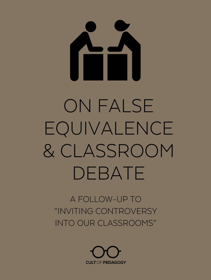 """Not long after the post, """"Inviting Controversy Into Our Classrooms,"""" went live, voices of concern began to rise up in tweets. 