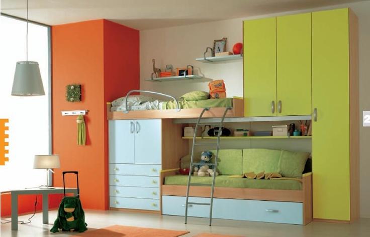 Best 25+ Fun bunk beds ideas on Pinterest   Bunk beds for ...