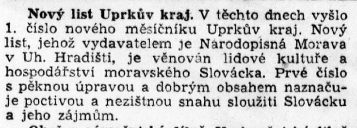 Moravská orlice, 27.9.1942