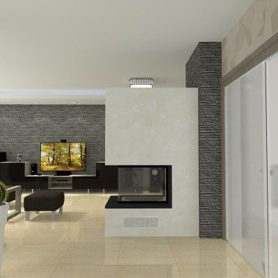 Moderne Luxus Kamine. Wenn Sich Ästhetik Und Funktion Treffen