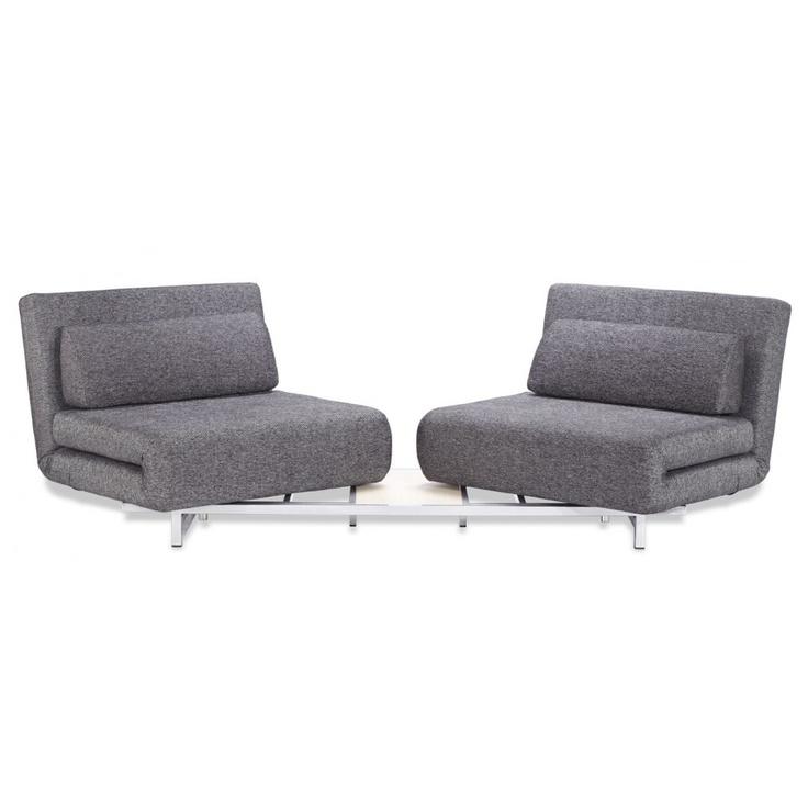 Canap convertible et modulable design 3 places archie for Sofa convertible 2 places