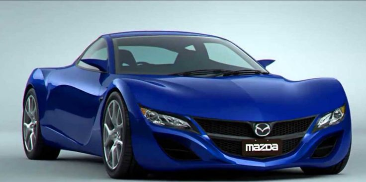 2018 Mazda RX-9 Exterior Style Design