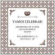 Modelos de Aniversário - Convites e Cartões Online