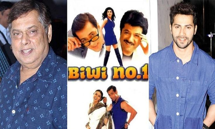 Varun Dhawan upcoming movies- Biwi No. 1