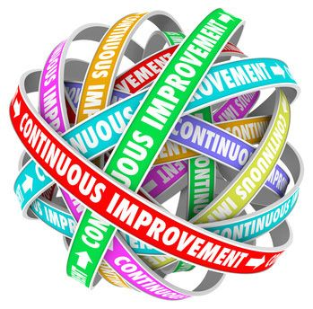 Selecting Continuous Improvement as a New Year's Resolution