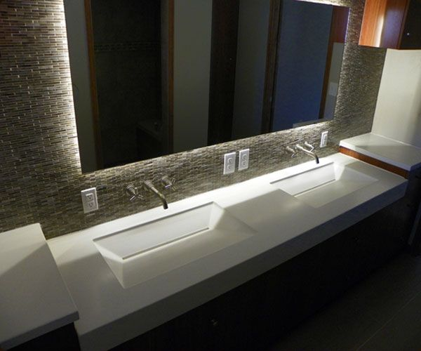 29 best images about ramp sinks on pinterest for Master bathroom sinks