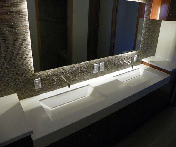 Bathroom Countertops Denver: 29 Best Images About Ramp Sinks On Pinterest