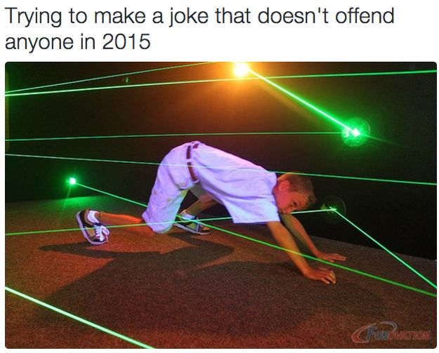 And year of joke maneuvering: | 28 Memes That Pretty Much Sum Up Life In 2015| I try hard, I really do: