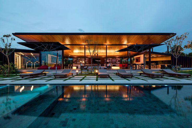 Residência CA - Jacobsen Arquitetura                                                                                                                                                     Mais