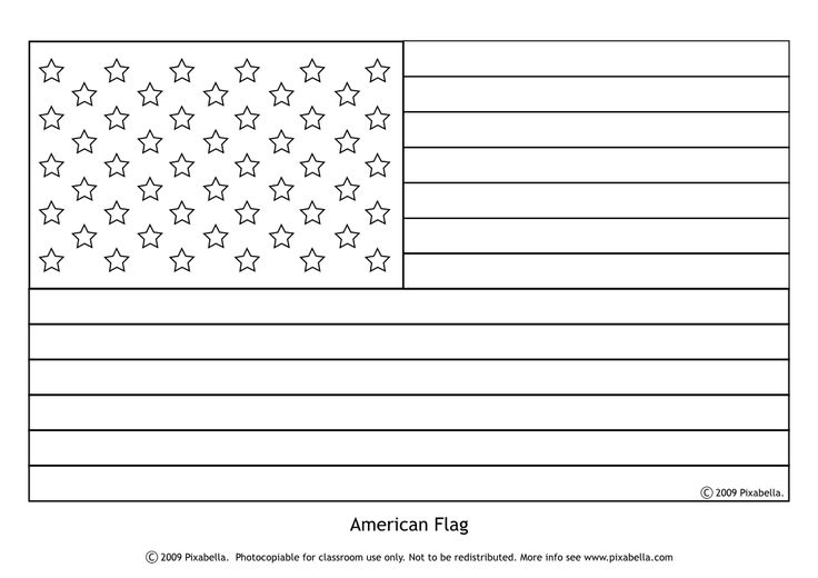 american flag stencil pattern | Corporate American Flag Meaning