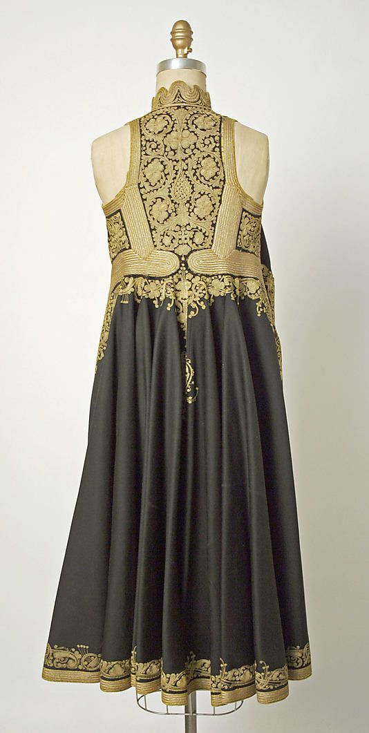 Wedding ensemble, Albanian, late 19th century