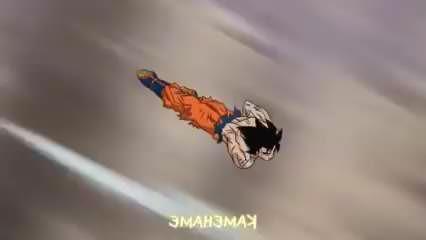 Goku Kamehameha  SS 3 - Real Life - 9GAG